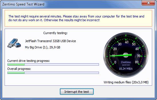 Spravka Zentimo How To Speed Test Usb Drives